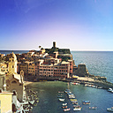 Italiy, Liguria, Cinque Terre, Vernazza - GWF003464