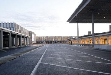 Germany, Berlin, Berlin Brandenburg Airport - BFR000845