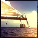 sailing, baltic sea, schleswig holstein, germany - LULF000103