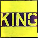king, yellow, black, kings cross train station, sydney, australia - LUL000094