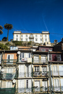 Portugal, Porto, House facades - KBF000279