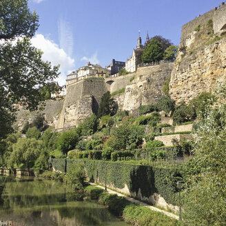 Luxembourg, Kasematten - SEF000861