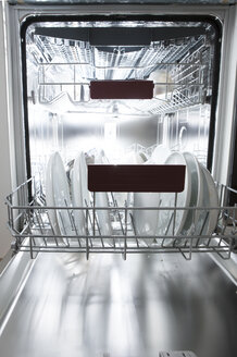 Dishwasher in kitchen with dirty dishes - FLF000782