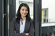 Portrait of confident businesswoman - SHKF000214