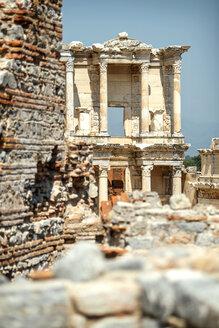 Turkey, Ephesus, Library of Celsus - EHF000095