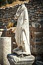 Turkey, Ephesus, torso at sunlight - EHF000098