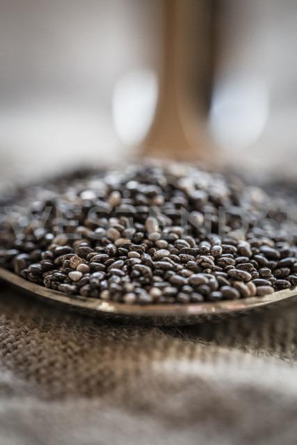Spoon of chia seeds - SARF001262 - Sandra Roesch/Westend61