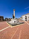 Italy, Sicily, Piazza Armerina, war memorial at Piazza Umberto I - AMF003592