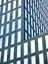 Switzerland, Zurich, facade of modern office tower - SEGF000219