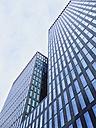 Switzerland, Zurich, facade of modern office tower - SEGF000222