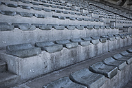 Empty grandstand of a stadium - ZEF004589