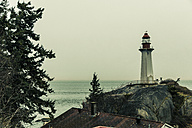 Canada, Vancouver, Lighthouse Park with Point Atkinson Lighthouse - NG000157