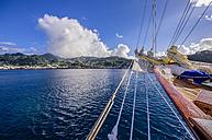 Caribbean, Grenadines, St. Vincent, sailing trip - THAF001205