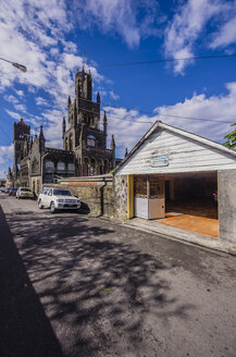 Caribbean, Grenadines, St. Vincent, St. Mary's cathedral - THAF001209