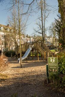 Germany, Baden-Baden, playground - JUNF000194