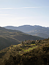 Spain, Catalonia, Pyrenees, mountain village Pardines - JMF000315