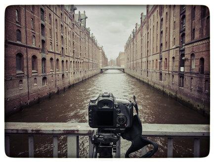 Germany, Hamburg, Old Warehouse district - KRP001243