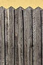 Wooden fence - EJWF000654