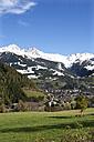 Austria, East Tyrol, Matrei, Hohe Tauern National Park in autumn - WWF003593