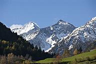Austria, Carinthia, Hohe Tauern, Moelltal, Schober Group - WWF003556