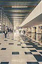 Spain, Canary Islands, hall on the airport of Gran Canaria - MF001453