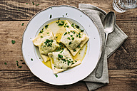 Vegetable ravioli in broth - IPF000183