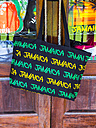Jamaica, Ocho Rios, Shopping bag with Jamaica written on it - AM003736