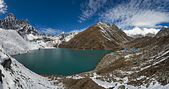 Nepal, Khumbu, Everest region, Gokyo, Gokyo ri peak - ALRF000067