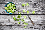Brussels Sprouts - LVF002819