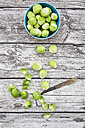 Brussels Sprouts - LVF002820