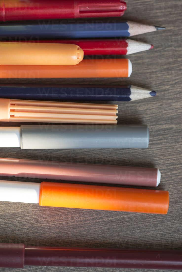 Multicolor markers - DEG000125 - Deyan Georgiev/Westend61