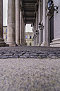 Germany, Munich, archway of National Theater - THA001231