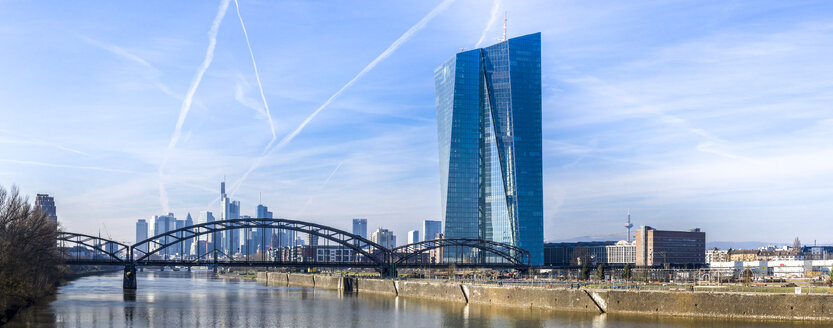 Germany, Frankfurt on the Main, The new European Central Bank - AMF003808