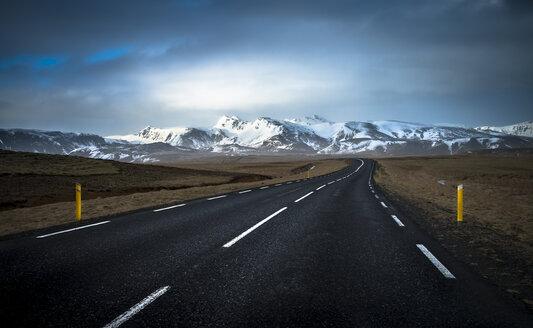 Country road in Iceland - STCF000084
