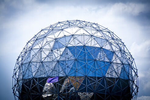 Canada, Vancouver, dome of Science World - DISF001399