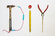 Word DIY formed of tools - CMF000226