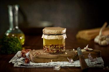 Glass of Aglio Olio e peperoncini - DIKF000125
