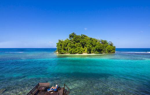 Caribbean, Jamaica, Port Antonio, Pellew Island - AMF003831