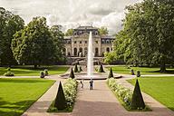 Germany, Hesse, Fulda, Orangery and palace garden - GS000965