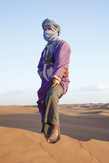 Morocco, nomad in the Sahara - STD000136