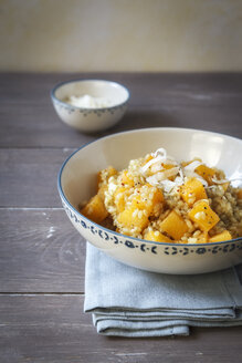 Bowl of swede risotto - EVGF001277