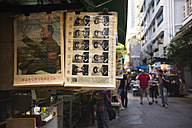 China, Hong Kong, Sheung Wan, offer at antique market - GEM000099