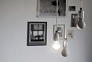 Self-made lightbulbs made of concrete - GIS000053