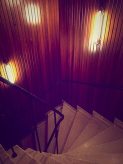 Staircase with lamps - VR000156