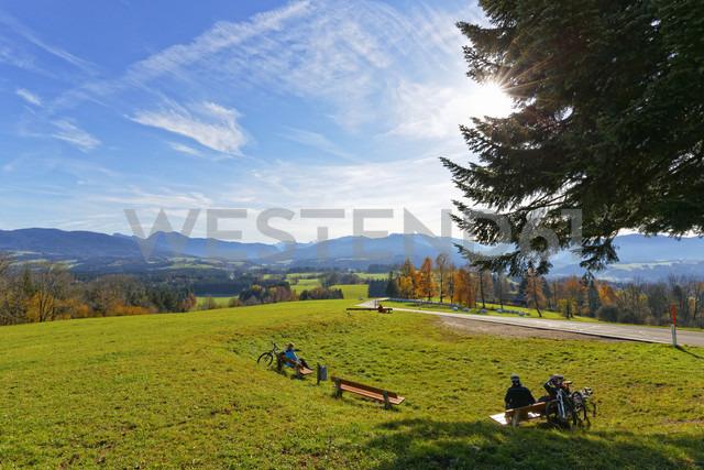 Germany, Bavaria, Hochberg near Traunstein - SIEF006518