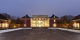 Germany, Ruhr area, Oberhausen, Schloss Oberhausen, Ludwiggalerie, museum - WI001579
