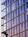 Germany, Hamburg, detail of modern office building at Hafencity - KRPF001352
