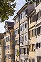 Switzerland, Zurich, Old town, Fortunagasse, old buildings - WDF003010
