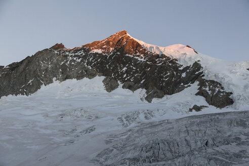 Switzerland, Pennine Alps, Aletschhorn - BMF000837