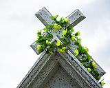 Chile, Punta Arenas, graveyard - STSF000715